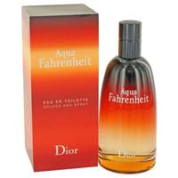 Aqua Fahrenheit By Christian Dior 4.2 oz Eau De Toilette Spray for Men