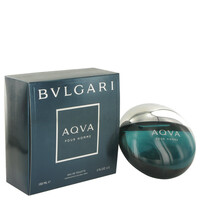 Aqua Pour Homme By Bvlgari 5 oz Eau De Toilette Spray for Men