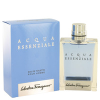 Acqua Essenziale By Salvatore Ferragamo 3.4 oz Eau De Toilette Spray for Men