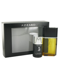 Azzaro By Loris Azzaro Gift Set with Deodorant Stick for Men