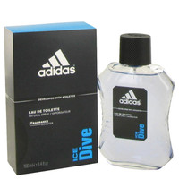 Ice Dive By Adidas 3.4 oz Eau De Toilette Spray for Men
