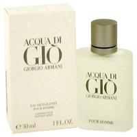 Acqua Di Gio By Giorgio Armani 1 oz Eau De Toilette Spray for Men