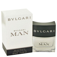 Man By Bvlgari 1 oz Eau De Toilette Spray for Men