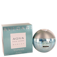 Aqua Marine Toniq By Bvlgari 3.4 oz Eau De Toilette Spray for Men