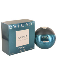 Aqua Marine Toniq By Bvlgari 1.7 oz Eau De Toilette Spray for Men