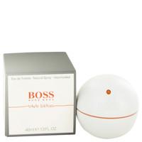 Boss In Motion White By Hugo Boss 1.3 oz Eau De Toilette Spray for Men