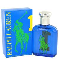 Big Pony Blue By Ralph Lauren 2.5 oz Eau De Toilette Spray for Men