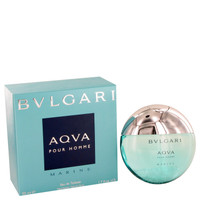 Aqua Marine By Bvlgari 1.7 oz Eau De Toilette Spray for Men