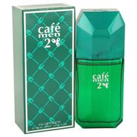 Cafe for Men 2 By Cofinluxe 3.4 oz Eau De Toilette Spray for Men