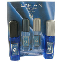 Captain By Molyneux Gift Set for Men