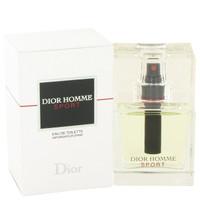 Dior Homme Sport By Christian Dior 1.7 oz Eau De Toilette Spray for Men
