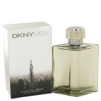 DKNY for Men By Donna Karan 3.4 oz Eau De Toilette Spray for Men