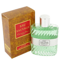 Eau Sauvage By Christian Dior 3.4 oz After Shave for Men