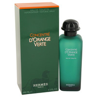 Eau D'Orange Verte by Hermes 3.4 oz Eau De Toilette Spray Concentre Unisex