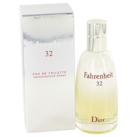 Fahrenheit 32 By Christian Dior 1.7 oz Eau De Toilette Spray for Men