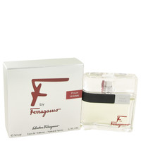 F By Salvatore Ferragamo 1.7 oz Eau De Toilette Spray for Men
