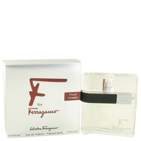 F By Salvatore Ferragamo 3.4 oz Eau De Toilette Spray for Men