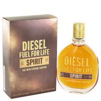 Fuel For Life Spirit By Diesel 2.5 oz Eau De Toilette Spray for Men