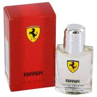 Red By Ferrari Mini 0.13 oz Eau De Toilette for Men