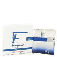 F Free Time By Salvatore Ferragamo 3.4 oz Eau De Toilette Spray for Men