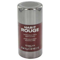 Habit Rouge By Guerlain 2.5 oz Deodorant Stick for Men