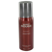 Habit Rouge By Guerlain 5 oz Deodorant Spray for Men
