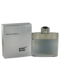 Individuelle By Mont Blanc 1.7 oz Eau De Toilette Spray for Men