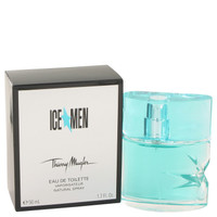 Ice for Men By Thierry Mugler 1.7 oz Eau De Toilette Spray for Men