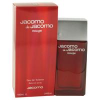 Jacomo De Jacomo Rouge By Jacomo 3.4 oz Eau De Toilette Spray for Men