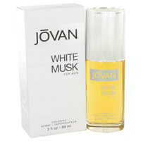 White Musk By Jovan 3 oz Eau De Cologne Spray for Men