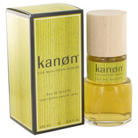 Kanon By Scannon 3.3 oz Eau De Toilette Spray (New Packaging) for Men