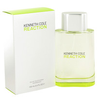 Reaction By Kenneth Cole 3.4 oz Eau De Toilette Spray for Men
