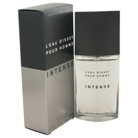 L'eau D'Issey Pour Homme Intense by Issey Miyake 2.5 oz Eau De Toilette Spray for Men