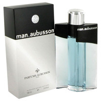 Man Aubusson By Aubusson 3.4 oz Eau De Toilette Spray for Men