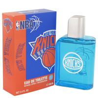 NBA Knicks By Air Val International 3.4 oz Eau De Toilette Spray for Men