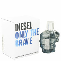 Only The Brave By Diesel 2.5 oz Eau De Toilette Spray for Men