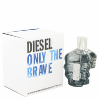 Only The Brave By Diesel 4.2 oz Eau De Toilette Spray for Men