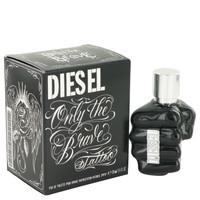 Only The Brave Tattoo by Diesel 1.7 oz Eau De Toilette Spray for Men