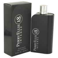 18 Intense By Perry Ellis 3.4 oz Eau De Toilette Spray for Men