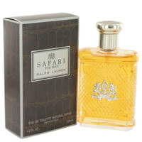 Safari By Ralph Lauren 4.2 oz Eau De Toilette Spray for Men