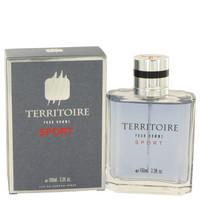 Territoire Sport By Yzy Perfume 3.3 oz Eau De Parfum Spray for Men