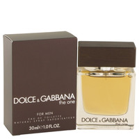 The One By Dolce & Gabbana 1 oz Eau De Toilette Spray for Men