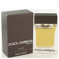 The One By Dolce & Gabbana 1.6 oz Eau De Toilette Spray for Men