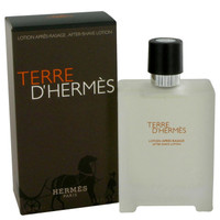 Terre D'Hermes By Hermes 3.4 oz After Shave Lotion for Men