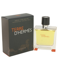 Terre D'Hermes By Hermes 2.5 oz Pure Pefume Spray for Men