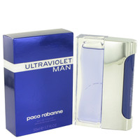 Ultraviolet By Paco Rabanne 1.7 oz Eau De Toilette Spray for Men