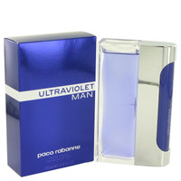 Ultraviolet By Paco Rabanne 3.4 oz Eau De Toilette Spray for Men