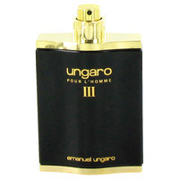 Iii By Ungaro 3.4 oz Eau De Toilette Spray Tester for Men