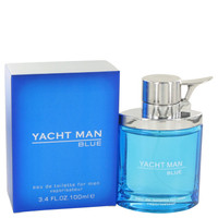 Yacht Man Blue By Myrurgia 3.4 oz Eau De Toilette Spray for Men