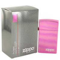 Zippo Pink By Zippo 3 oz Eau De Toilette Refillable Spray for Men